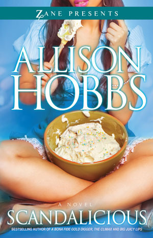 Scandalicious by Allison Hobbs