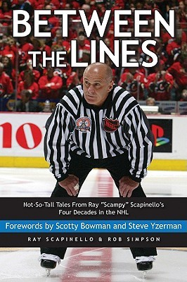 Between the Lines by Ray Scapinello