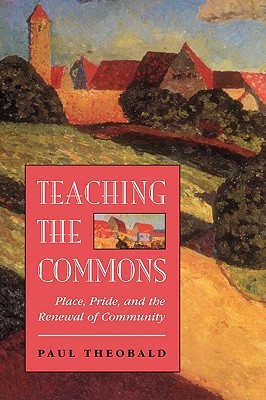 Teaching The Commons by Paul Theobald