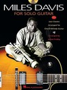 Miles Davis for Solo Guitar [With CD (Audio)]