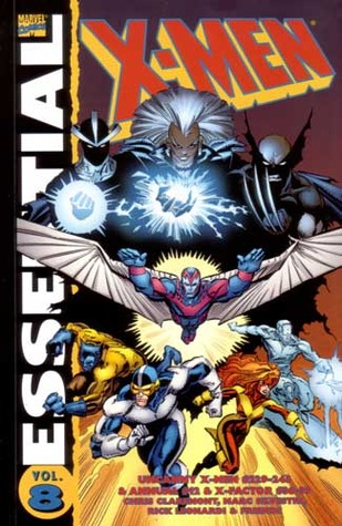 Essential X-Men, Vol. 8 by Chris Claremont