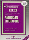 American Literature: Test Preparation Study Guide Questions and Answers