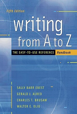 Writing from A to Z with Catalyst Access Card by Sally Barr Ebest