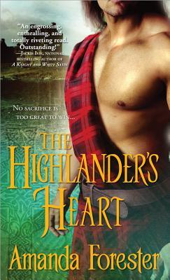 The Highlander's Heart by Amanda Forester
