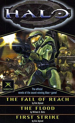 Halo, Books 1-3 by Eric S. Nylund