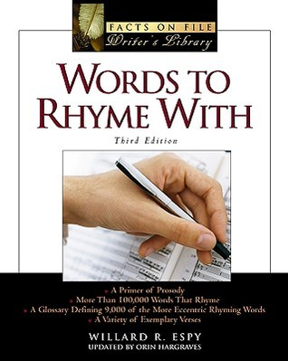 Words to Rhyme with: A Rhyming Dictionary
