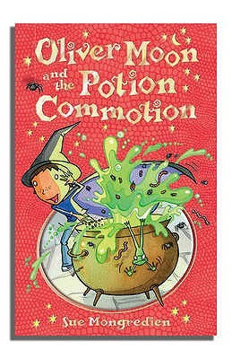 Oliver Moon and the Potion Commotion (Oliver Moon #1)