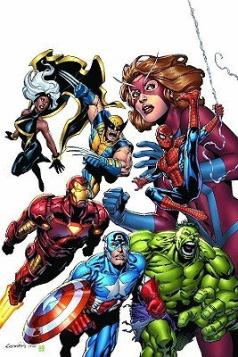 Marvel Adventures The Avengers, Volume 1 by Jeff Parker