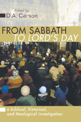 From Sabbath to Lord