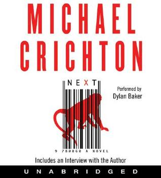 Next CD by Michael Crichton