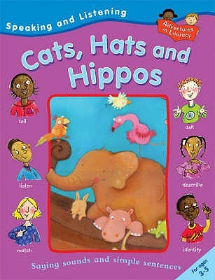 Cats, Hats And Hippos (Speaking & Listening)