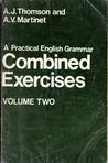 A Practical English Grammar - Combined excercises volume two