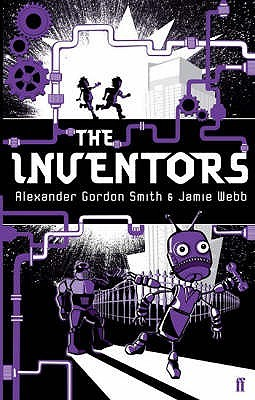 The Inventors by Alexander Gordon Smith
