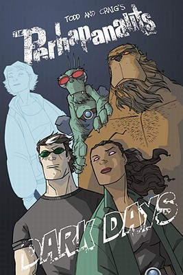 The Perhapanauts, Volume 00: Dark Days
