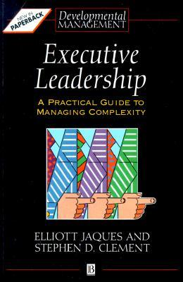 Executive Leadership by Ronnie Lessem