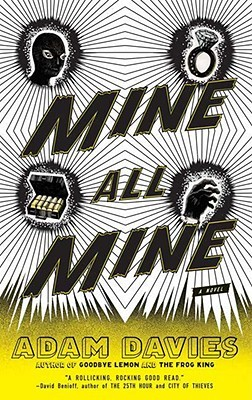Mine All Mine by Adam Davies