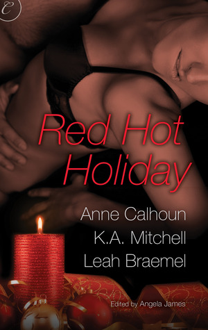 Red Hot Holiday anthology from Carina Press