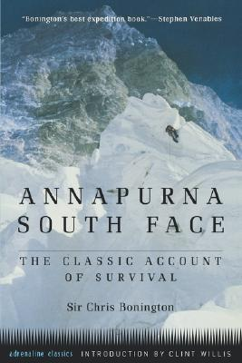 Annapurna South Face by Chris Bonington