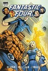 Fantastic Four Volume 1 by Jonathan Hickman