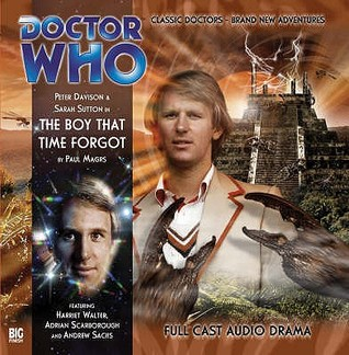 Doctor Who: The Boy That Time Forgot (Big Finish Audio Drama, #110)