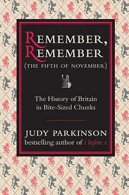 Remember, Remember (The Fifth Of November) by Judy Parkinson
