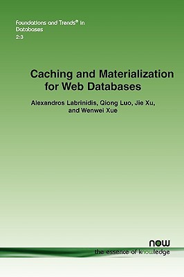 Caching and Materialization for Web Databases
