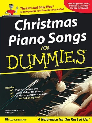 Christmas Piano Songs for Dummies
