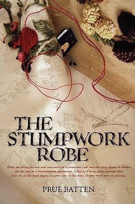The Stumpwork Robe