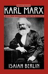 Karl Marx by Isaiah Berlin