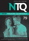 New Theatre Quarterly: Volume XX, Part 3