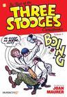 The Best of the Three Stooges Comicbooks  Vol. 1