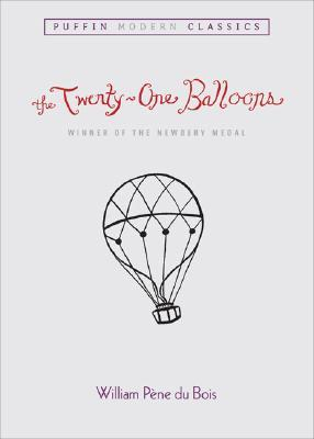 The Twenty-One Balloons by William Pène du Bois
