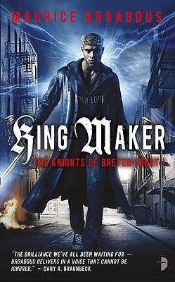 King Maker (Knights of Breton Court #1)