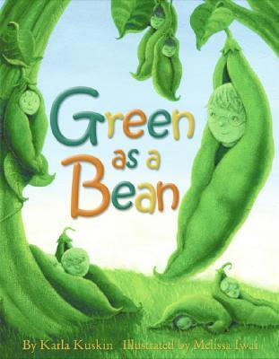 Green as a Bean by Karla Kuskin