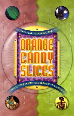 Orange Candy Slices by Viola Canales
