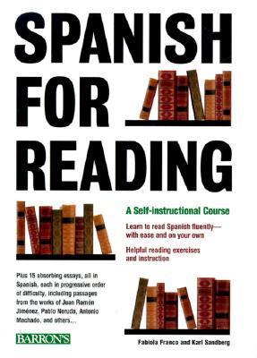 Spanish for Reading by Fabiola Franco