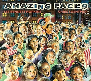 Amazing Faces by Lee Bennett Hopkins