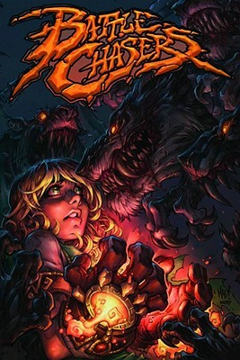 Battle Chasers Anthology S&n Limited Edition Hc