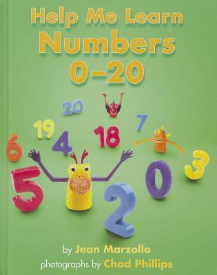 Help Me Learn Numbers 0-20 by Jean Marzollo