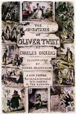 Download for free Oliver Twist PDF by Charles Dickens, George Cruikshank