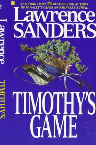 Timothy's Game Lawrence Sanders epub download and pdf download
