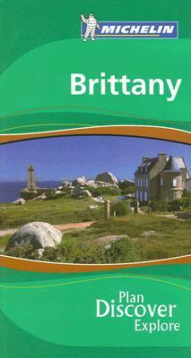 Michelin the Green Guide Brittany (Michelin Green Guides)