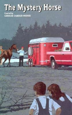 The Mystery Horse The Boxcar Children 34