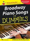 Broadway Piano Songs for Dummies