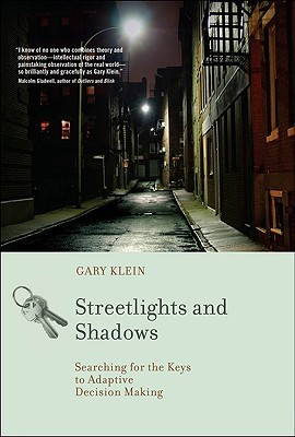 Streetlights and Shadows by Gary Klein