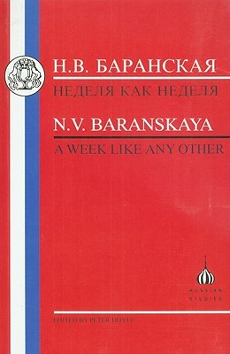 Baranskaya: A Week Like Any Other