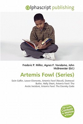 Artemis Fowl by Frederic P.  Miller