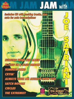 Jam with Joe Satriani [With CD] by Jamie Humphries