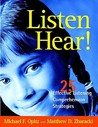 Listen Hear!: 25 Effective Listening Comprehension Strategies
