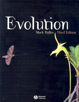 Evolution by Mark Ridley